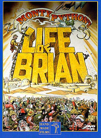 Monty Phython's Life of Brian Poster
