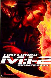 Mission Impossible 2 Poster