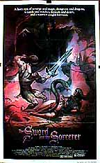 The Sword and the Sorcerer Poster