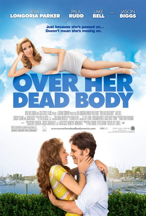 Over Her Dead Body Poster