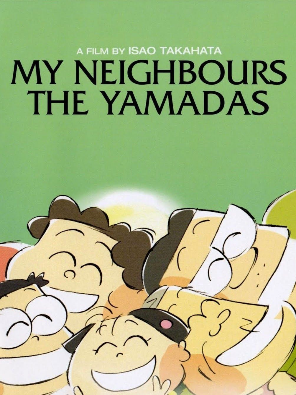 My Neighbors the Yamadas Poster