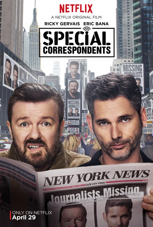 Special Correspondents Poster