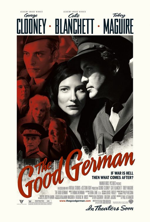 The Good German Poster