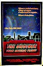 Brother From Another Planet Poster