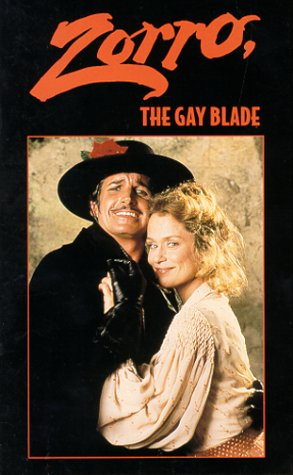 Zorro, The Gay Blade Poster